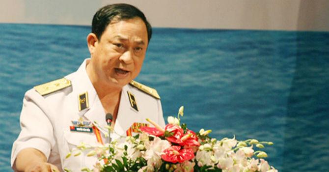 Khai trừ khỏi Đảng nguyên Thứ trưởng Bộ Quốc phòng Nguyễn Văn Hiến