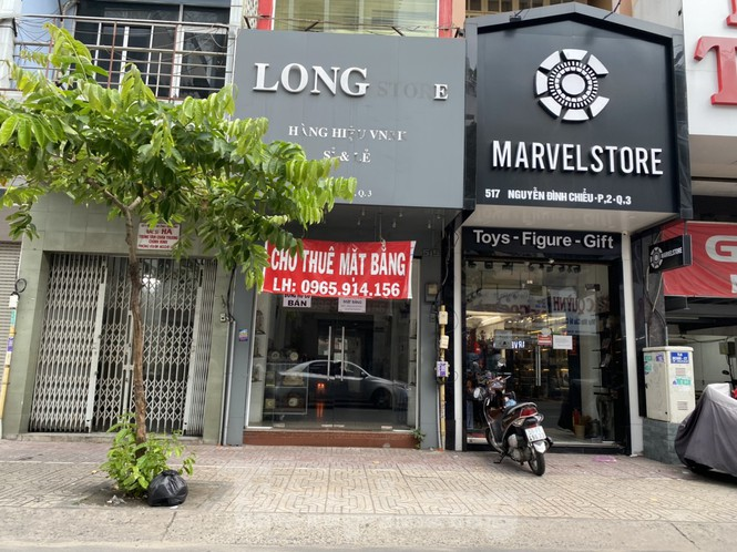Nhà phố tiền tỷ 'thi nhau' đóng cửa, treo biển cho thuê ở trung tâm Sài Gòn - ảnh 16