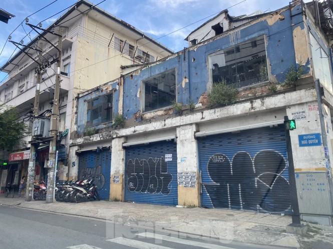 Nhà phố tiền tỷ 'thi nhau' đóng cửa, treo biển cho thuê ở trung tâm Sài Gòn - ảnh 17