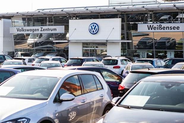 VW bồi thường 9,5 tỷ USD cho khách hàng Mỹ liên quan bê bối khí thải