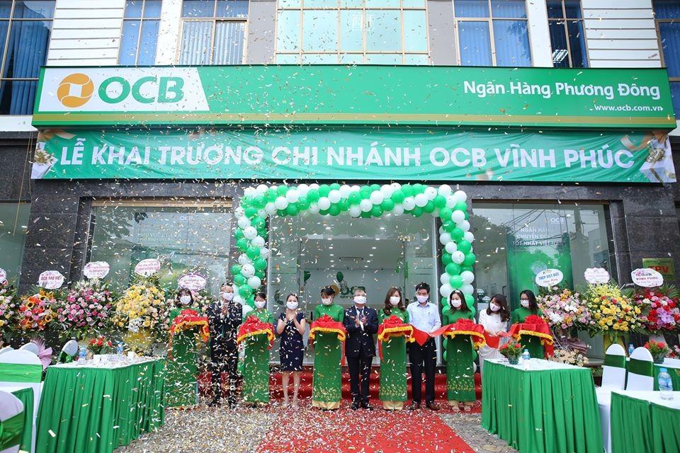 OCB mở rộng mạng lưới hoạt động