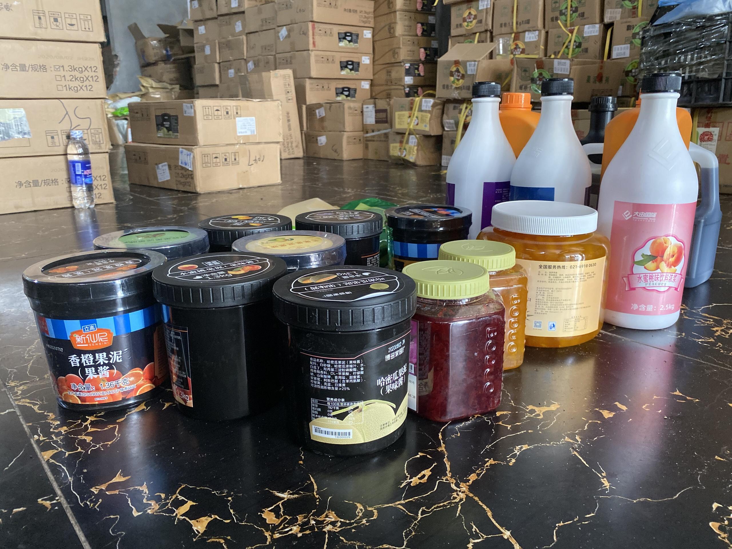Liên tiếp phát hiện hàng nghìn sản phẩm trà sữa và nguyên liệu ngoại nhập không rõ nguồn gốc tại Hà Nội