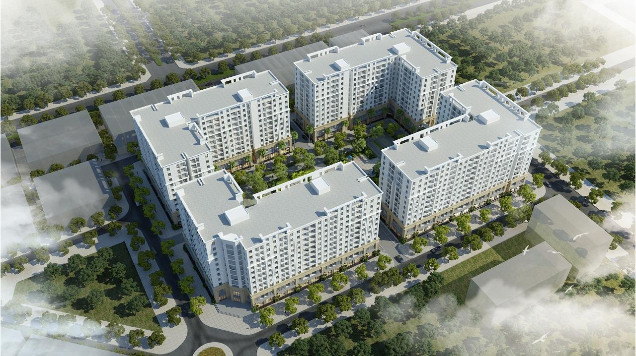 Quảng Ninh đề nghị chủ đầu tư bố trí 20% quỹ đất nhà ở xã hội tại Khu đô thị phường Hà Khánh