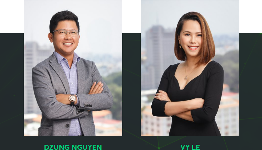 Shark Dũng bắt tay cựu CEO ESP Capital Lê Hoàng Uyên Vy lập quỹ đầu tư mạo hiểm 50 triệu USD
