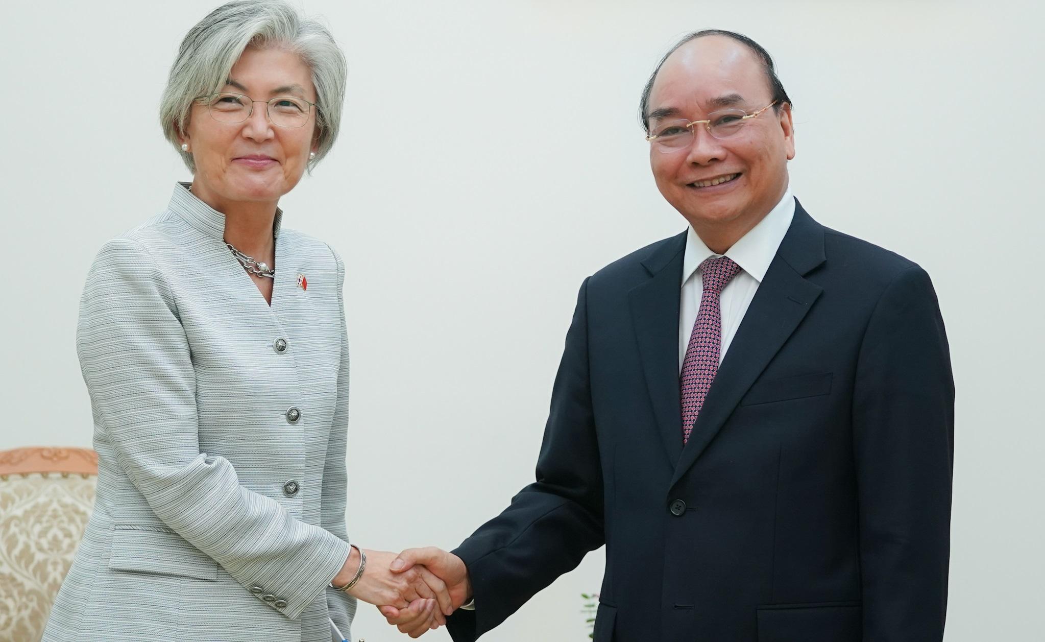 Thủ tướng muốn Hàn Quốc bỏ các điều kiện ràng buộc với các khoản vay ODA