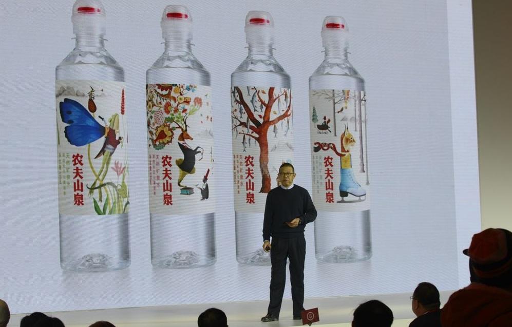 Tỷ phú đồ uống vượt Jack Ma trở thành người giàu nhất Trung Quốc