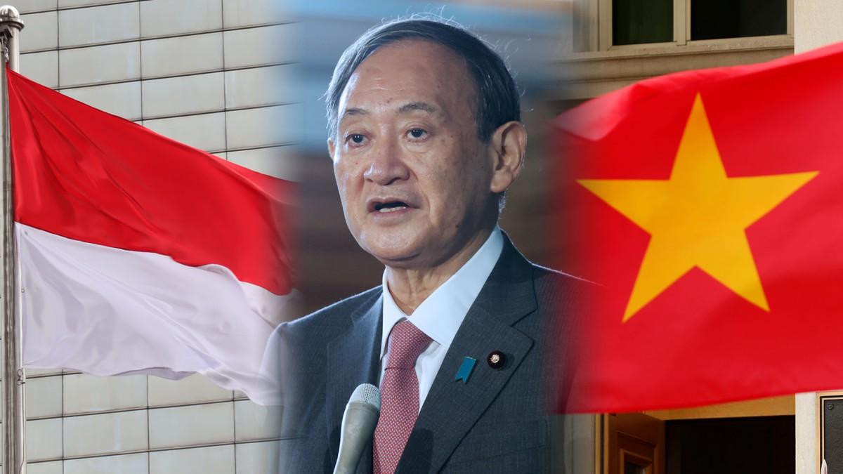 Tân Thủ tướng Nhật Bản chọn Việt Nam là nước công du đầu tiên