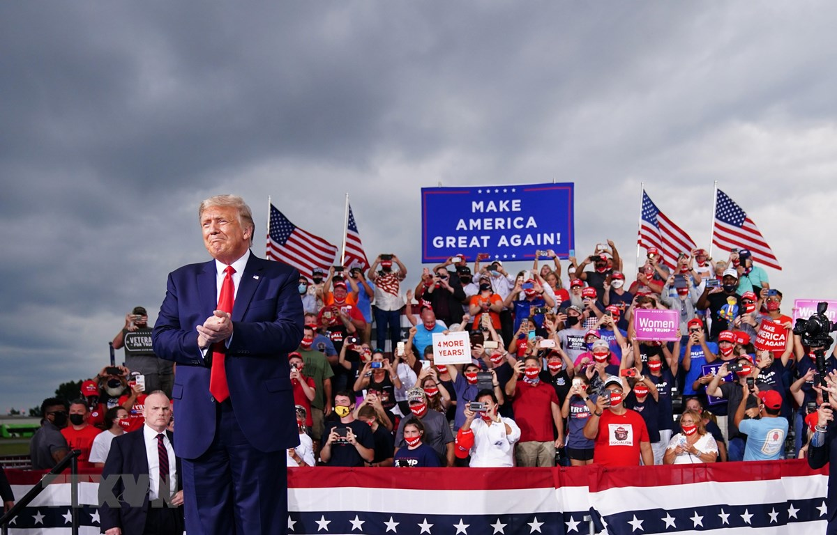 Cuộc bầu cử tổng thống Mỹ năm 2020 có thể tiêu tốn kỷ lục 11 tỷ USD