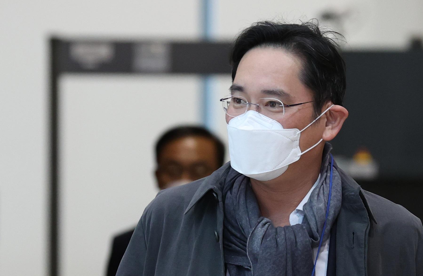 """""""Thái tử"""" Samsung sẽ thăm Việt Nam vào tuần tới"""