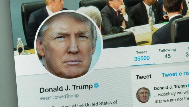 Chuyên gia Hà Lan tuyên bố đã hack được Twitter của ông Trump