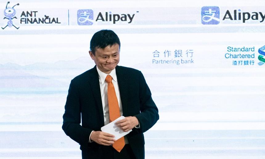 Ty phu Jack Ma va chinh quyen Trung Quoc anh 2