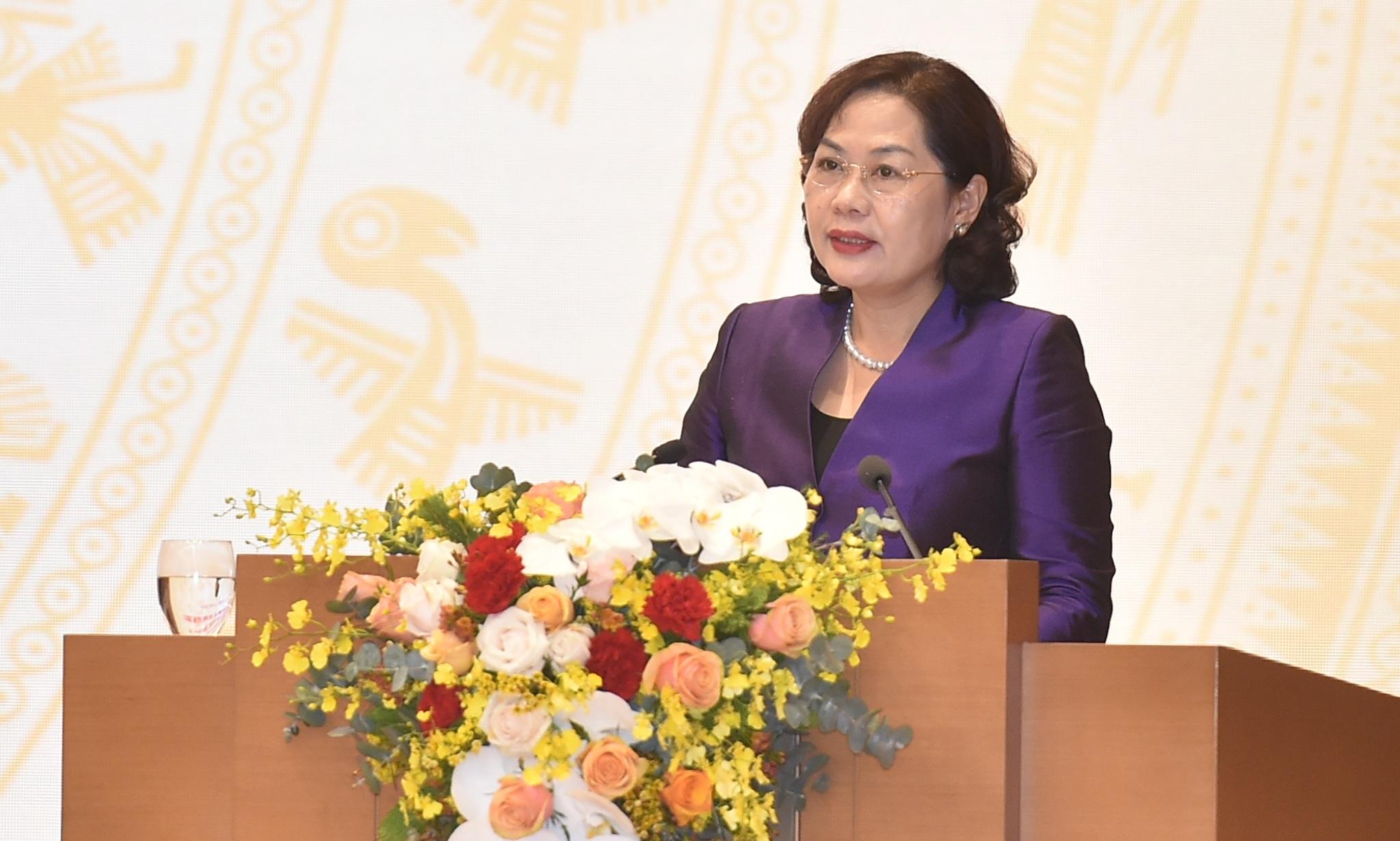 Thống đốc NHNN: Năm 2021 ngành ngân hàng sẽ giảm chỉ tiêu lợi nhuận để hạ lãi vay