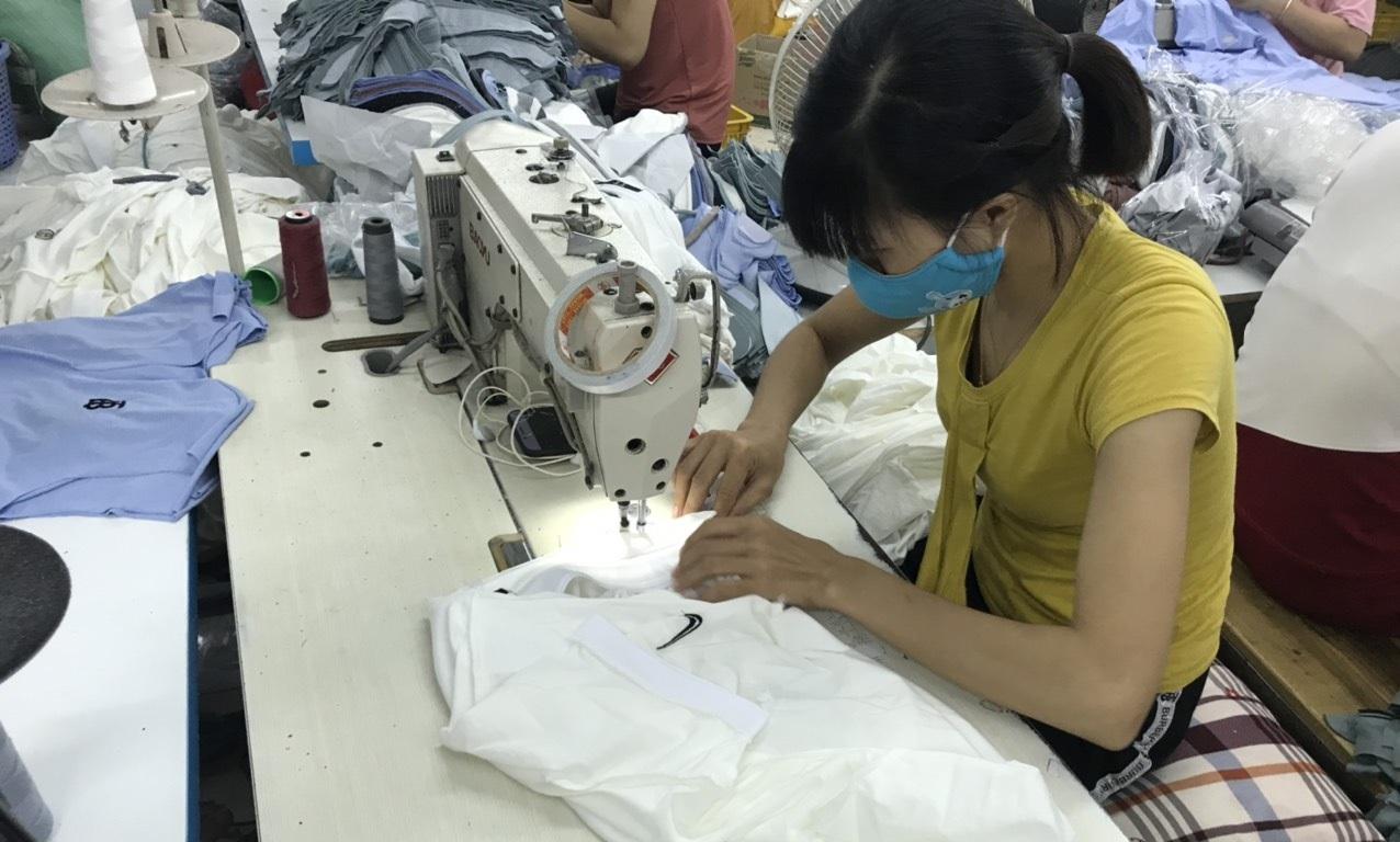 Phạt kịch khung doanh nghiệp sản xuất hàng hiệu giả tại Hải Dương