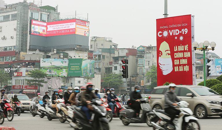 Hà Nội đề nghị người dân hạn chế di chuyển dịp Tết Nguyên đán