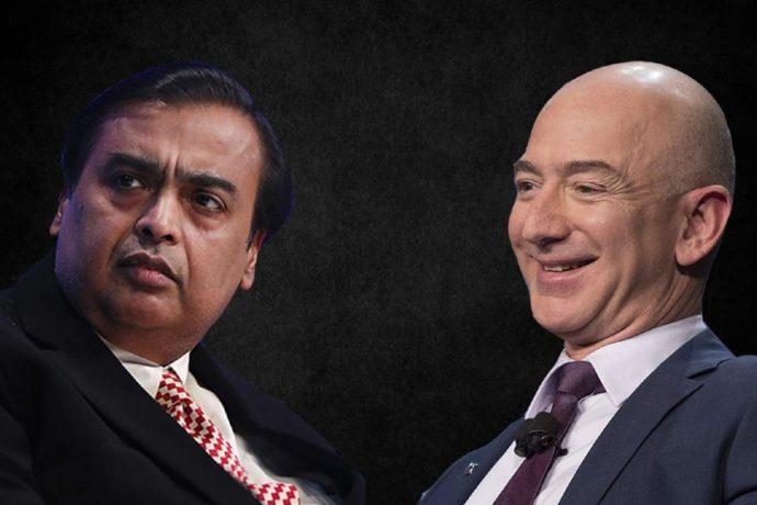 Jeff Bezos chặn thương vụ 3,4 tỷ USD của tỷ phú Ấn Độ Ambani