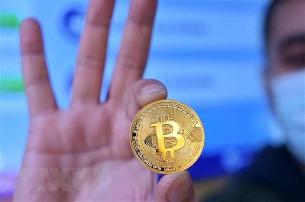Giá trị đồng Bitcoin lần đầu tiên vượt ngưỡng 60.000 USD