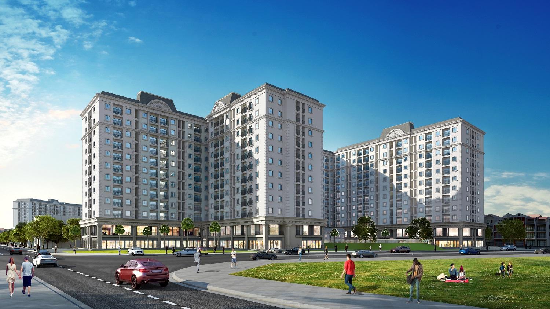 Một dự án đô thị của FLC tại Nam Từ Liêm cháy hàng căn hộ chung cư cao cấp 52m2