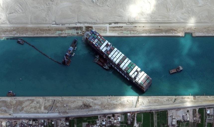 Chủ tàu Ever Given có thể phải bồi thường hàng tỷ USD