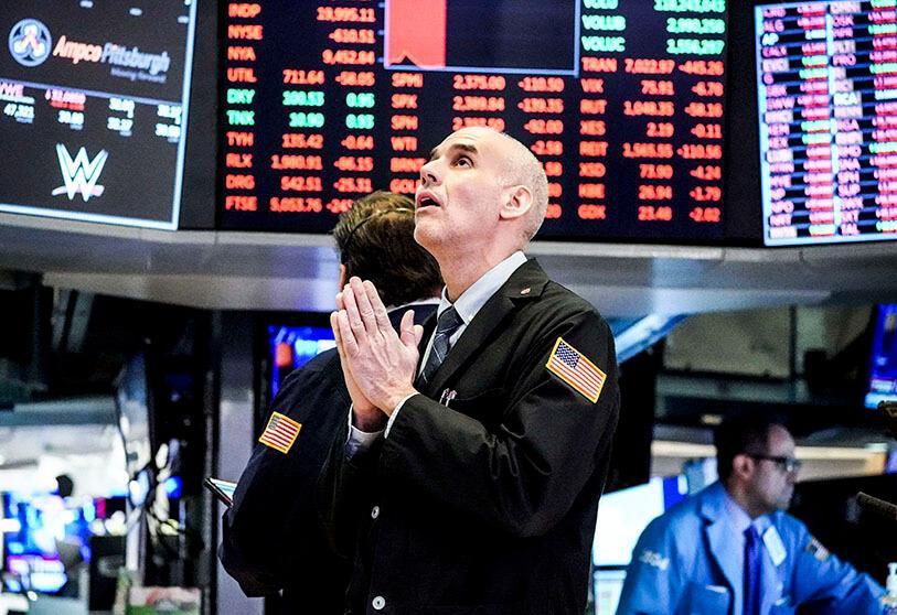 """""""Điểm mù"""" quản lý khiến các ngân hàng phố Wall gánh lỗ 10 tỷ USD"""