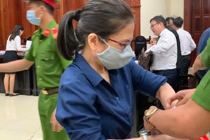 Nguyên giám đốc Agribank Bến Thành tham ô bị kháng nghị án tử hình
