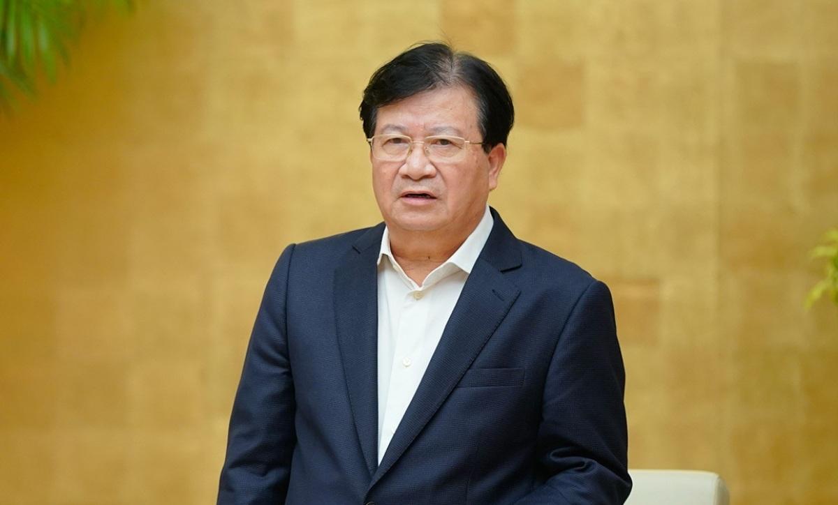 Miễn nhiệm Phó thủ tướng Trịnh Đình Dũng và 12 thành viên Chính phủ