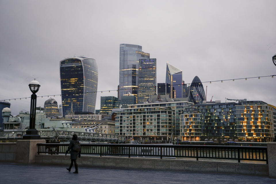 Hơn 1.200 tỷ USD chảy khỏi Vương quốc Anh vì Brexit