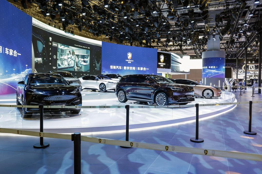 Công ty ôtô điện 87 tỷ USD của Trung Quốc chưa bán được chiếc xe nào