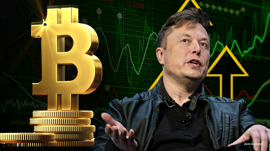 Tesla lãi kỷ lục nhờ đầu tư Bitcoin