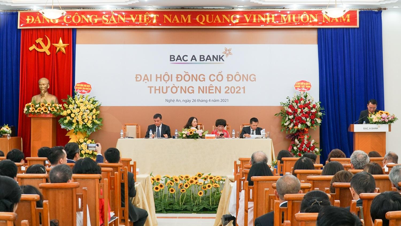 Bac A Bank thông qua phương án tăng vốn điều lệ lên 7.531 tỷ đồng