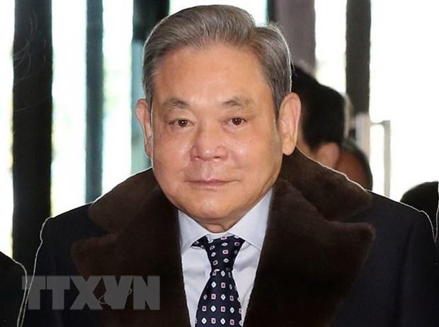 Gia đình cố Chủ tịch Samsung nộp gần 11 tỷ USD tiền thuế thừa kế