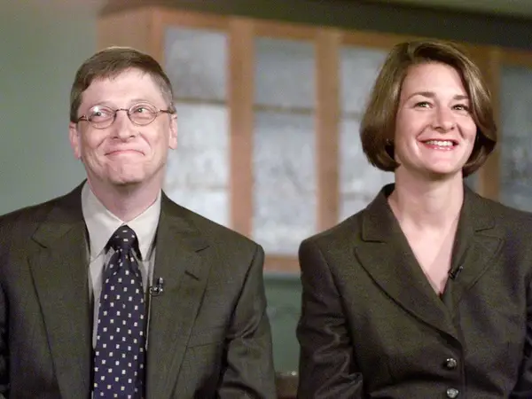 Bill va Melinda Gates ly hon anh 2