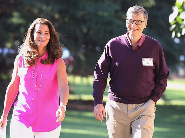 Bill va Melinda Gates ly hon anh 3