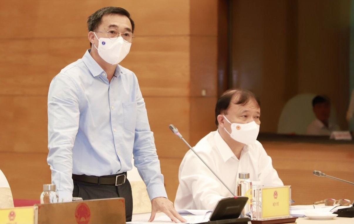 Thứ trưởng Y tế Trần Văn Thuấn: Không cấm chuyên gia nước ngoài vào Việt Nam