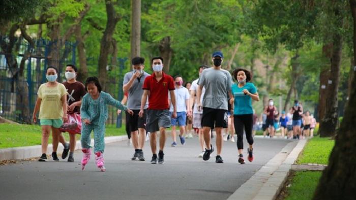 Hà Nội: Tạm dừng các hoạt động thể thao đông người, sân golf