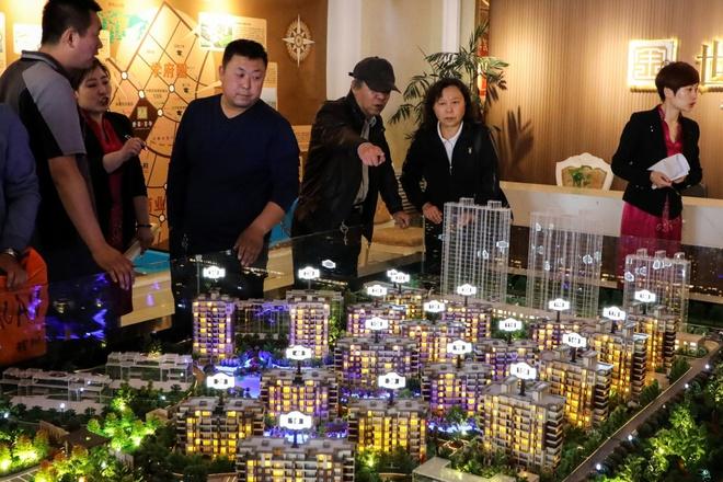 Giá nhà tại Trung Quốc tăng ngoài tầm kiểm soát