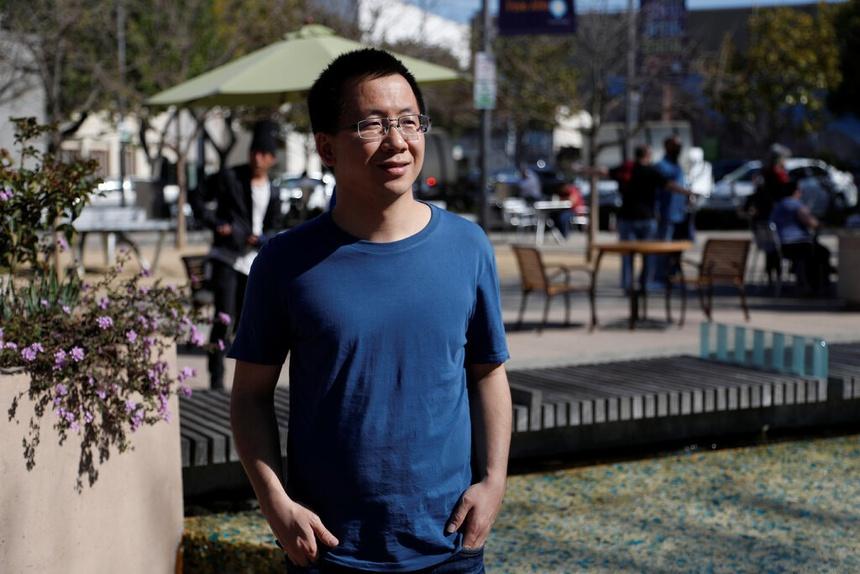Ông chủ TikTok thoái lui để tránh số phận như Jack Ma?