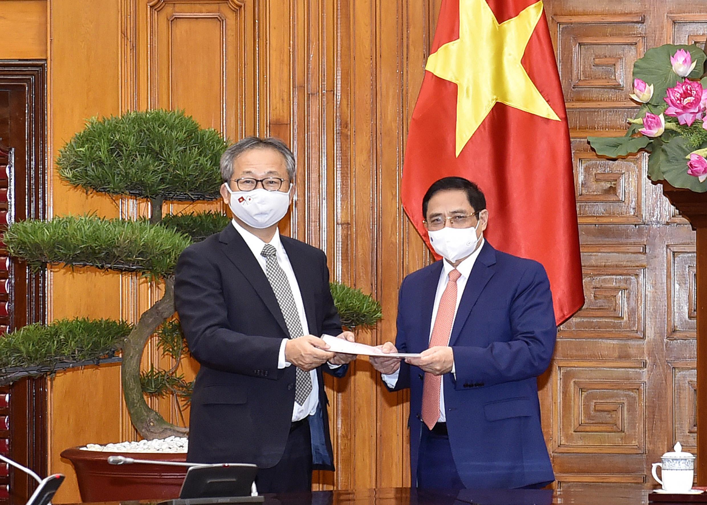 1 triệu liều vaccine Covid-19 do Nhật Bản hỗ trợ được đưa về Việt Nam ngay trong ngày 16/6