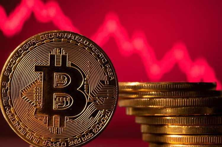Bitcoin mất mốc 30.000 USD/đồng