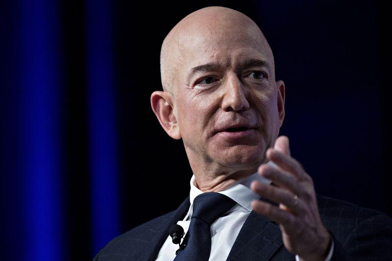 Tài sản của Jeff Bezos đạt kỷ lục 211 tỷ USD
