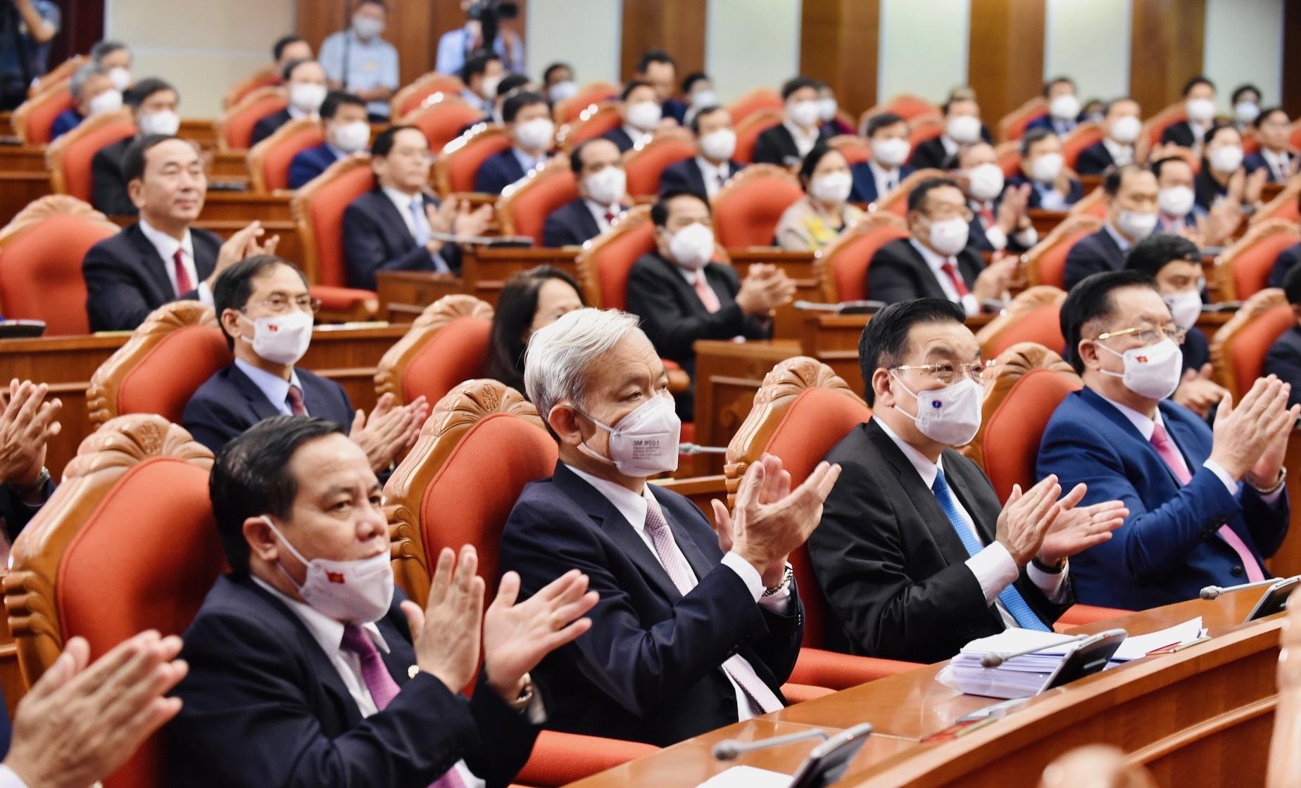 Giới thiệu bổ sung 23 nhân sự đảm nhiệm chức danh lãnh đạo Nhà nước