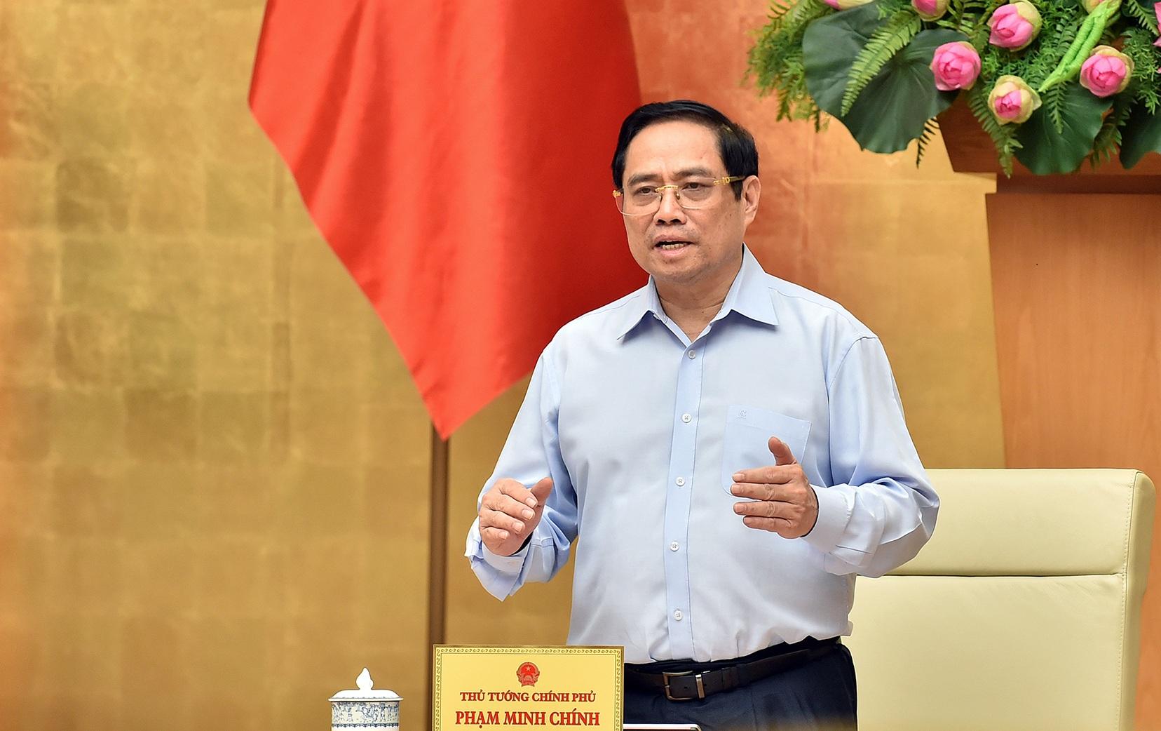 Thủ tướng: Dành tất cả những gì tốt nhất cho TP.HCM chống dịch