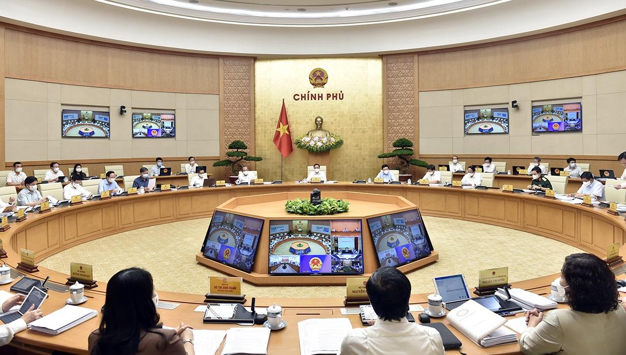 Cơ cấu Chính phủ nhiệm kỳ 2021-2026 giữ nguyên 18 bộ, 4 cơ quan ngang bộ