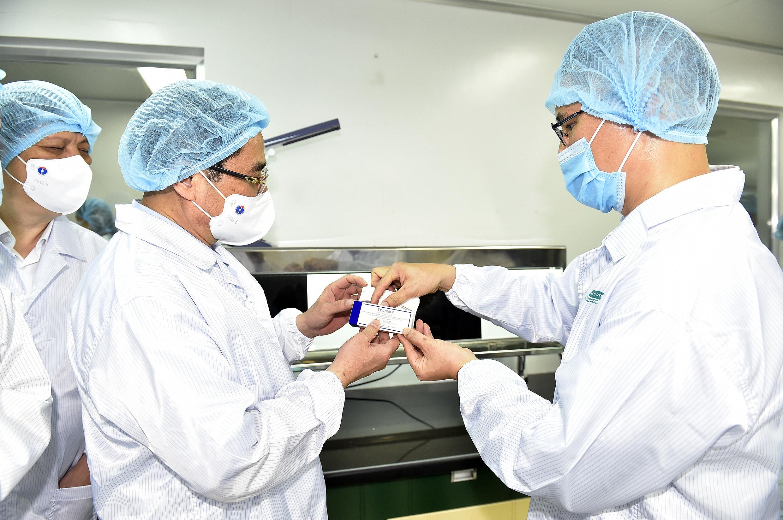 Tạo điều kiện tối đa, ưu tiên đặc biệt cho sản xuất vaccine trong nước