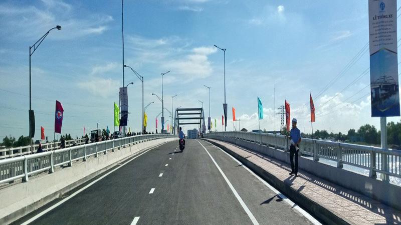 Hoàn tất xây dựng 98 cầu yếu từ vốn vay ODA Nhật Bản