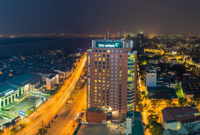 Chênh lớn trong tăng trưởng huy động với cho vay tại Vietcombank