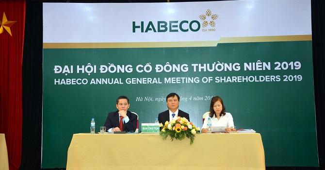 Habeco đặt mục tiêu lợi nhuận trước thuế hơn 384 tỷ đồng trong năm 2019