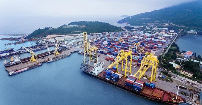 """Cổ phiếu cảng biển """"nổi sóng"""", nhiều mã tăng kịch biên độ"""