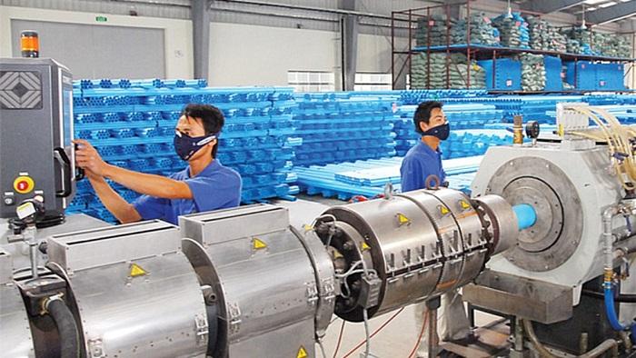 Cổ phiếu tăng hơn 36% từ đáy, Nhựa Bình Minh (BMP) dự chi 164 tỷ đồng tạm ứng cổ tức bằng tiền