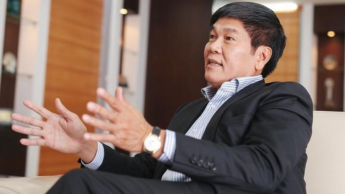 Tập đoàn Hòa Phát bác thông tin về việc Chủ tịch HĐQT Trần Đình Long đầu tư Bitcoin