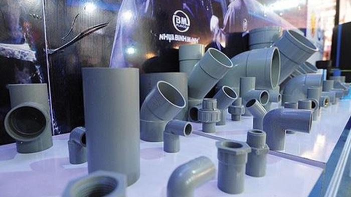 Giá dầu thấp giúp giảm giá vốn, Nhựa Bình Minh (BMP) báo lãi quý II tăng 32%